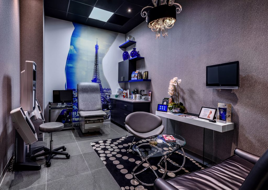 Greenberg cosmetic surgery Medical Office Exam Room