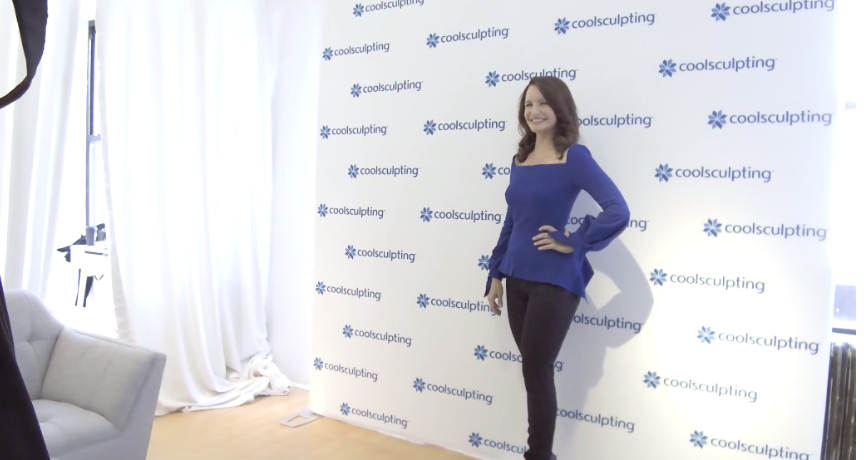 Sex and the City Star Kristin Davis Partners with Coolsculpting